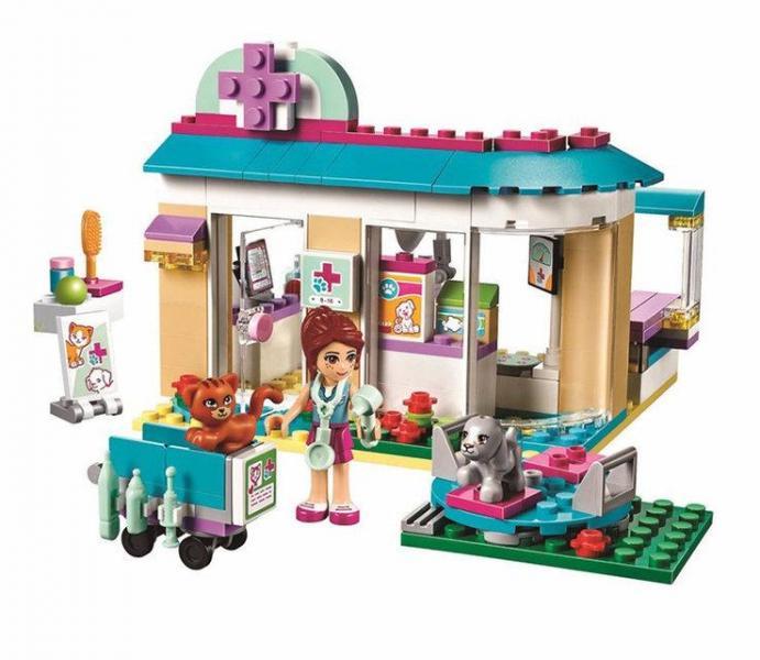 Фото Конструкторы, Конструкторы типа «Лего», Конструкторы для девочек (эльфы, friends, paradise) 10537 Конструктор Bela Friends