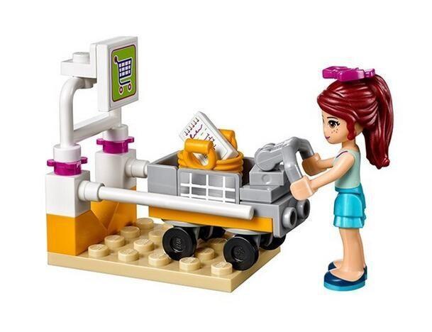 Фото Конструкторы, Конструкторы типа «Лего», Конструкторы для девочек (эльфы, friends, paradise) 10494 Конструктор Bela Friends
