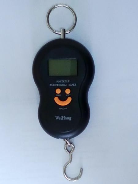 Кантер электронный 40 кг (с кольцом)