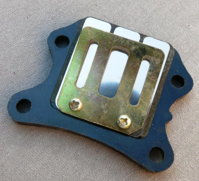 Лепестковый клапан ТАСТ-16