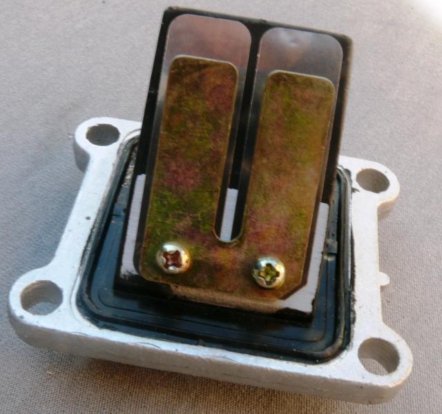 Лепестковый клапан TB-60