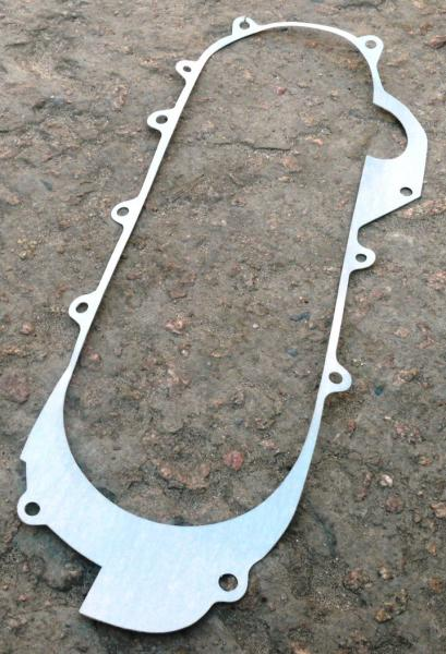 Прокладка крышки вариатора на 12 колесо 43см