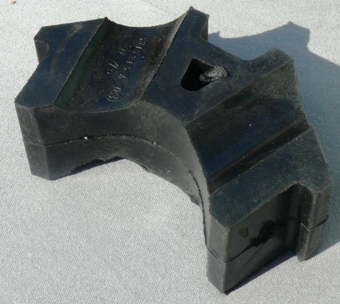 Подушка коляски МТ рессора (А)
