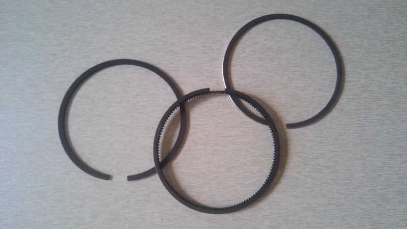 Кольца поршневые ремонтые Ø86, 25 мм 186F (9 л.с.)