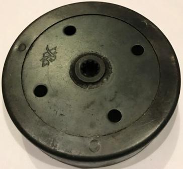 Крышка на колодки сцепленя заднего вариатора AD-50