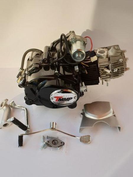 Двигатель на квадроциклы 125 куб Альфа, Дельта,Актив ( 3+1).