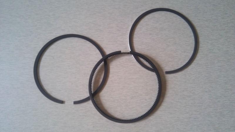 Кольца поршневые Ø86 мм 186F (9 л.с.)