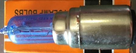 Лампа галоген BA20D 35/35(галоген китаец )