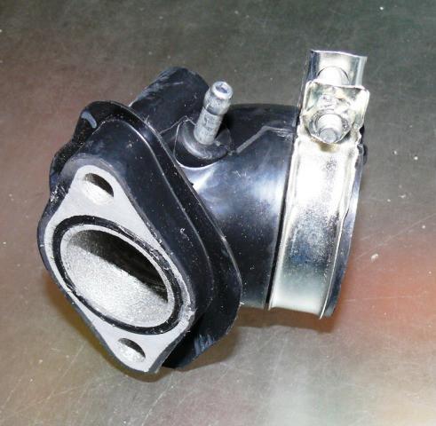 Патрубок карбюратора GY6-125-150
