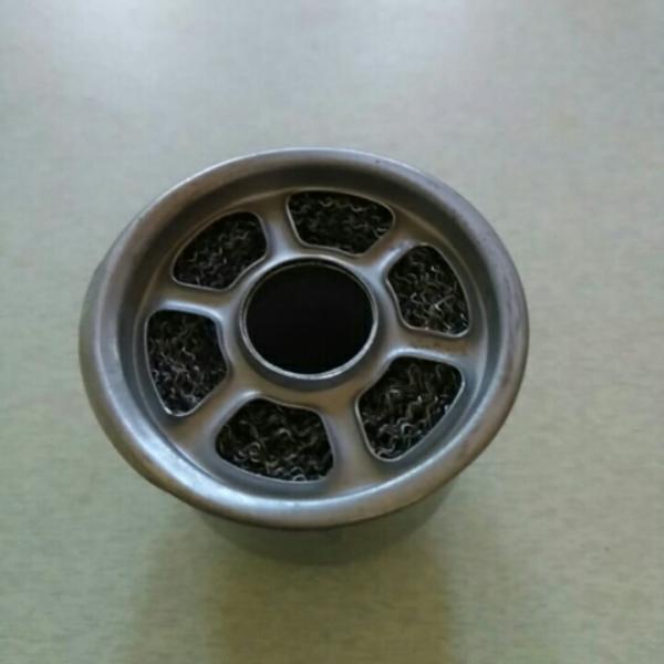 Фильтрующий элемент воздушный сетка в металическом корпусе R190 (10 л.с.)