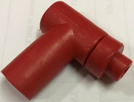 Надсвечник силиконовый 4t (красный)