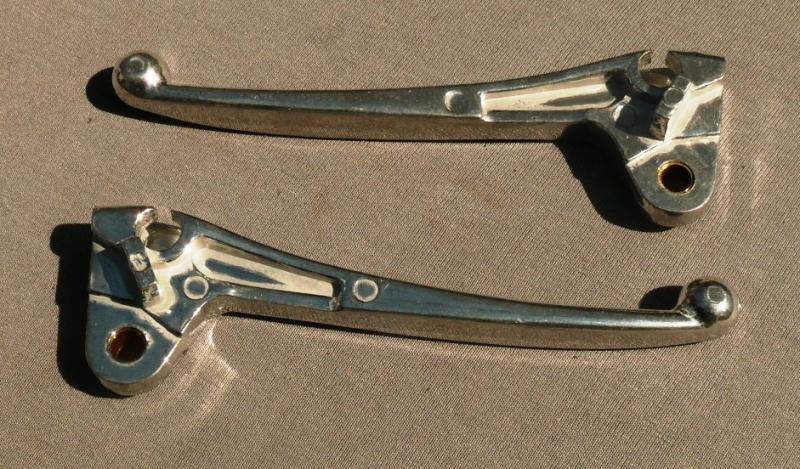 Ручки выжимные без крепления 3KJ барабан (рыбка)