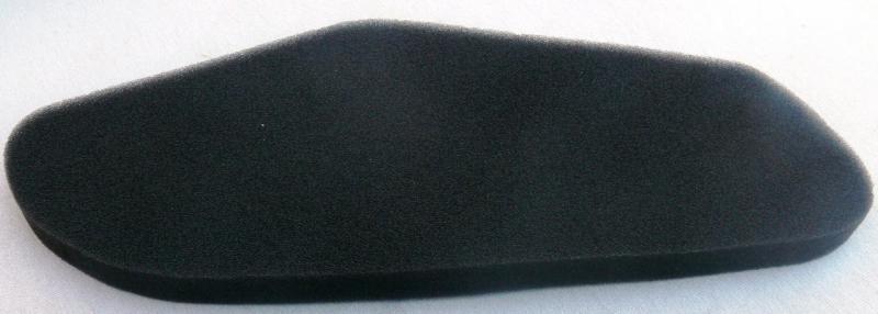 Фильтр воздушный AD-50 (SEPIA) поролон D-064