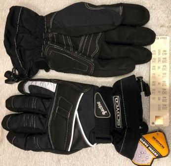 Перчатки SCOYCO (черные)