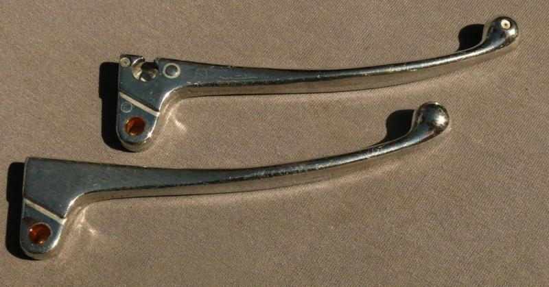 Ручки выжимные без крепления DELTA (рыбка)