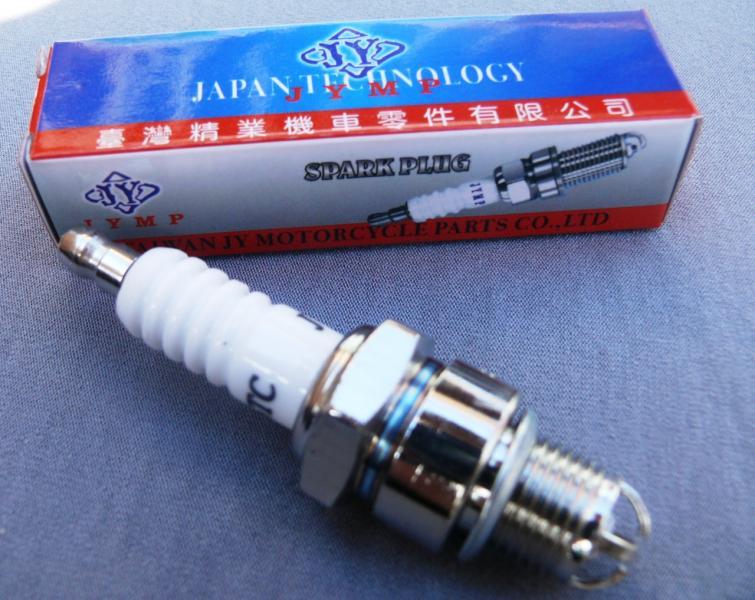 Свеча JYMP 2 t четырёх контактная
