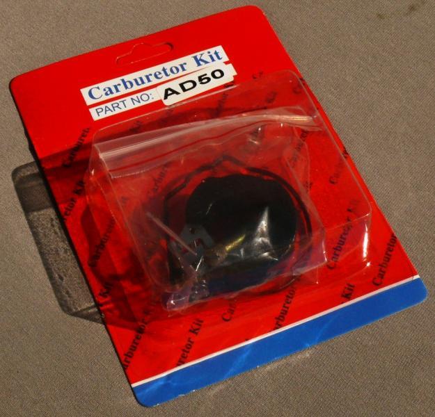 Рем. комплект карбюратора AD-50
