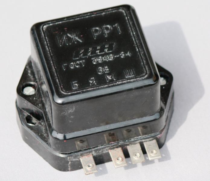 Реле зарядки ИЖ 6V (РР-1)