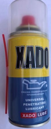 Смазка ХАДО (WD-40) универсальная проникающая 150мл