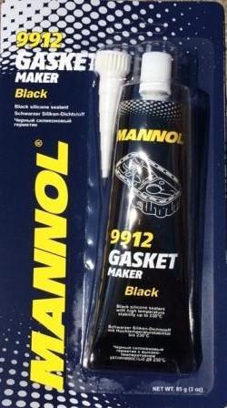 Герметик MANNOL чёрный