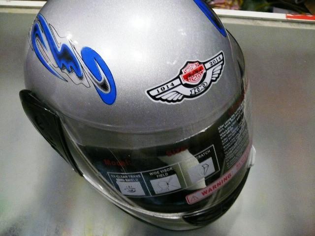 Шлем  серебряный