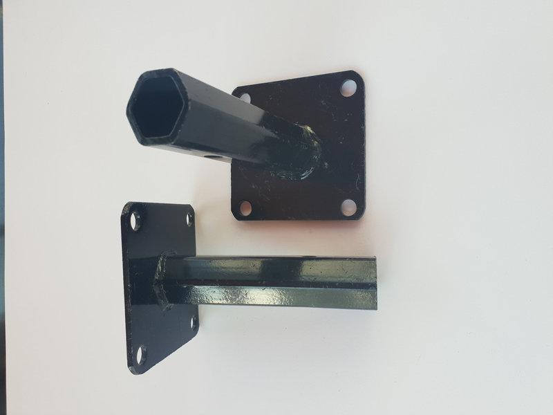 Ступицы на мотоблок 24 мм, длина 140 мм.