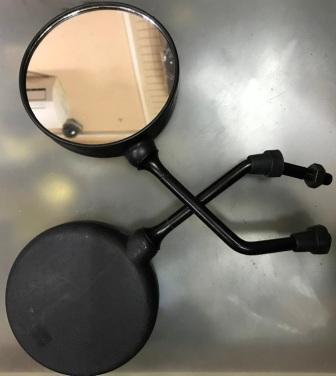 Зеркала DELTA круглые