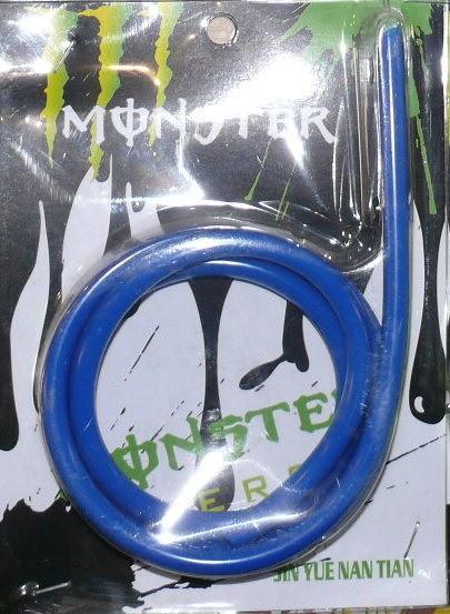 Бензошланг синий (MФNSTER силикон ) 1 метр