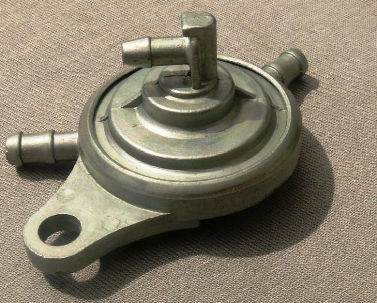 Вакуумный кран GY6 тройничёк