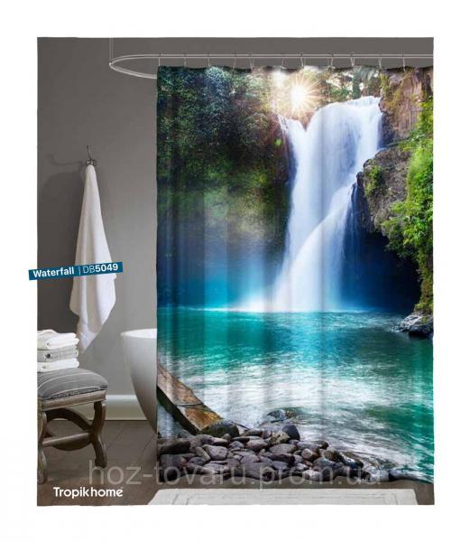 Tropic home (водопад)
