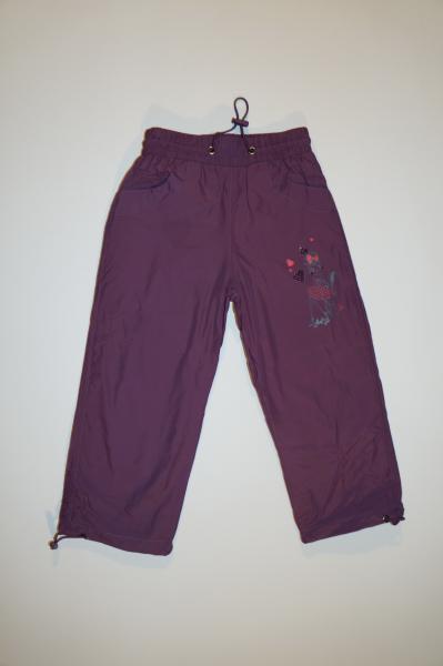 Балоньевые брюки для девочек670