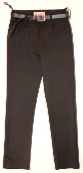 брюки для девочек габардин