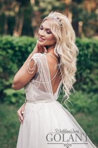 Фото Свадебные платья Стильное свадебное платье Густава