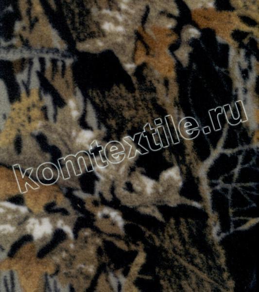 Маскировочный халат флис, т. лес