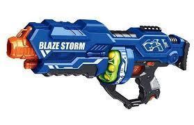 Фото Игрушечное Оружие, Стреляет поролоновыми пульками, снарядами, шариками, стрелами и т. д. ZC 7116 Детский игрушечный автомат