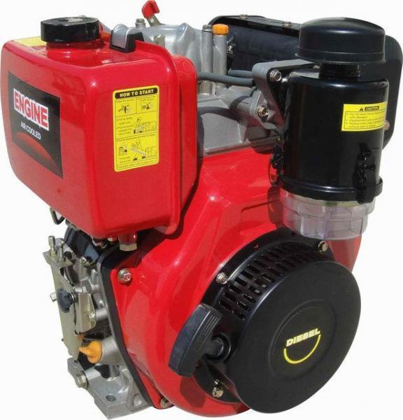 Двигатель дизельный 178F 6 л.с