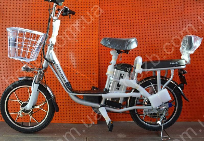 Электро велосипед-скутер TDN17Z