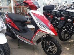 Скутер IRX 150