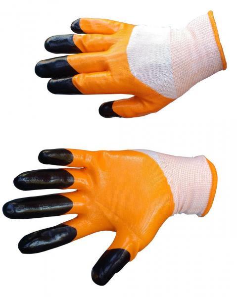 "Перчатки х/б ""Черный палец""   ( 12 пар в упаковке)"