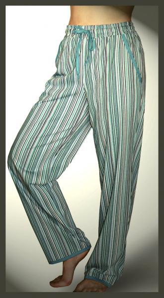 Брюки пижамно-домашние: арт.1155