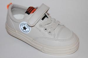 Фото Спортивная обувь, КЕДЫ, Кеды до 32 Кеды ХТ1733 бежевый