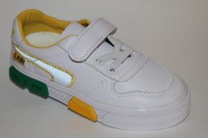 Фото Спортивная обувь, КЕДЫ, Кеды до 32 Кеды ХТ1728 белый