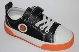 Фото Спортивная обувь, КЕДЫ, Кеды до 32 Кеды ХТ1708 черный