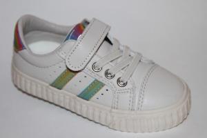 Фото Спортивная обувь, КЕДЫ, Кеды до 32 Кеды ХТ1751 бежевый