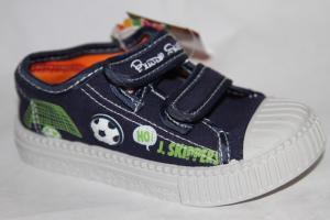 Фото Спортивная обувь, КЕДЫ, Кеды до 32 Кеды Н1719В синий