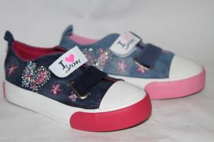 Фото Спортивная обувь, КЕДЫ, Кеды до 32 Кеды В0602