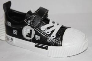 Фото Спортивная обувь, КЕДЫ, Кеды до 32 Кеды А-25 черный