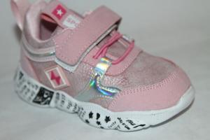Фото Спортивная обувь, КРОССОВКИ, Маленькие размеры Кроссовки 840 розовый