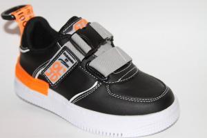 Фото Спортивная обувь, КРОССОВКИ, Средние размеры Кроссовки 8986В черный