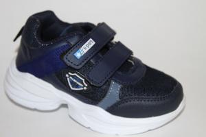 Фото Спортивная обувь, КРОССОВКИ, Средние размеры Кроссовки 029-42 синий